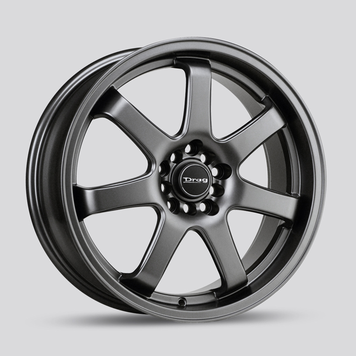 Drag DR35 Charcoal Gray