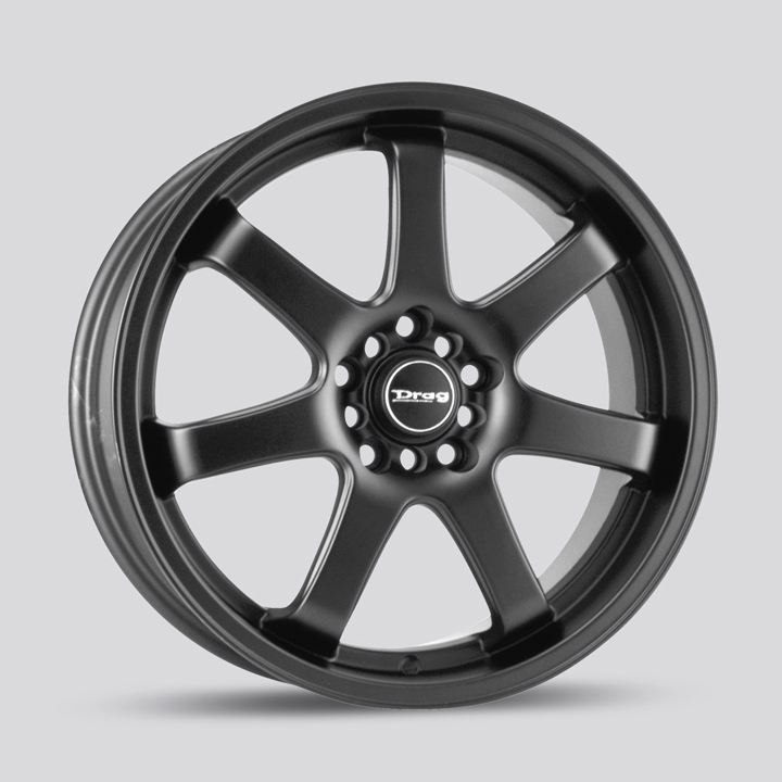 Drag DR35 Flat Black