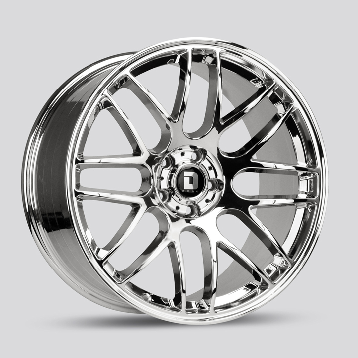 Drag DR37 Chrome Wheels