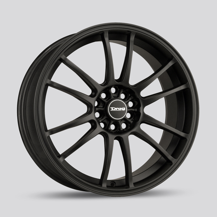Drag DR38 Flat Black