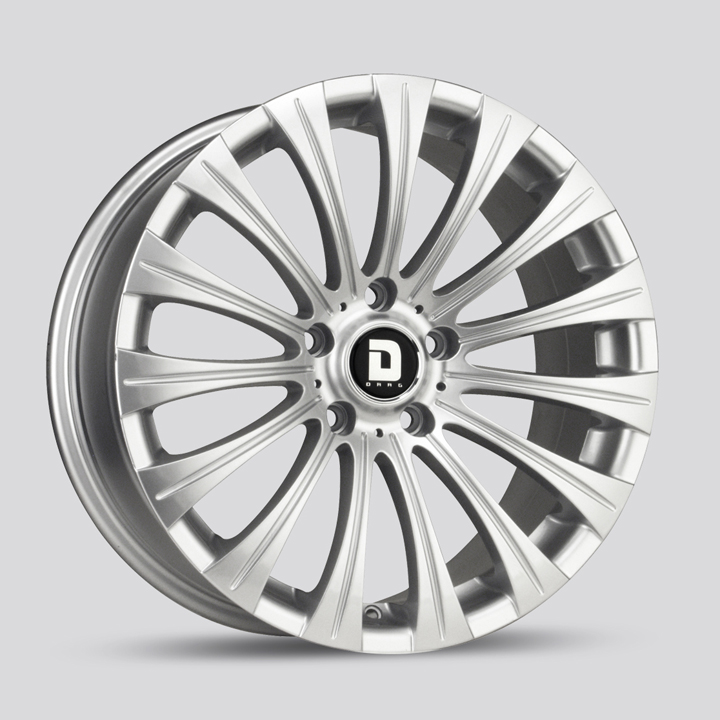 Drag DR43 Silver