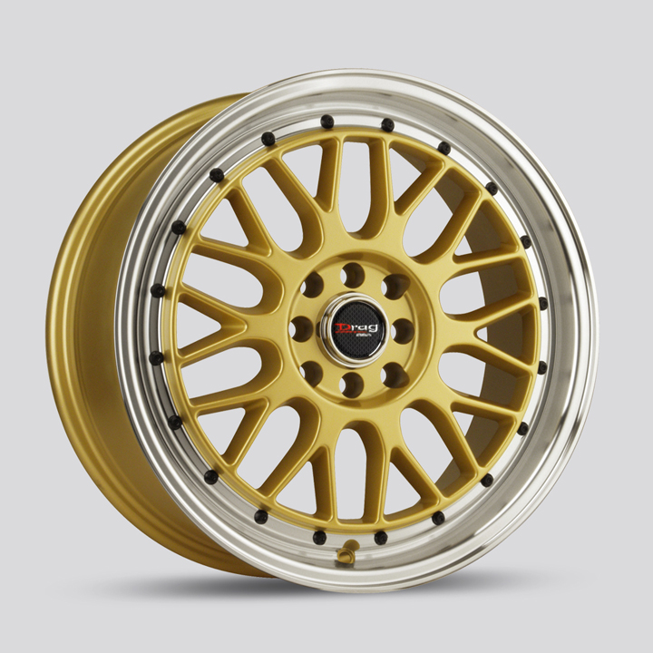 Drag DR44 Gold Machined