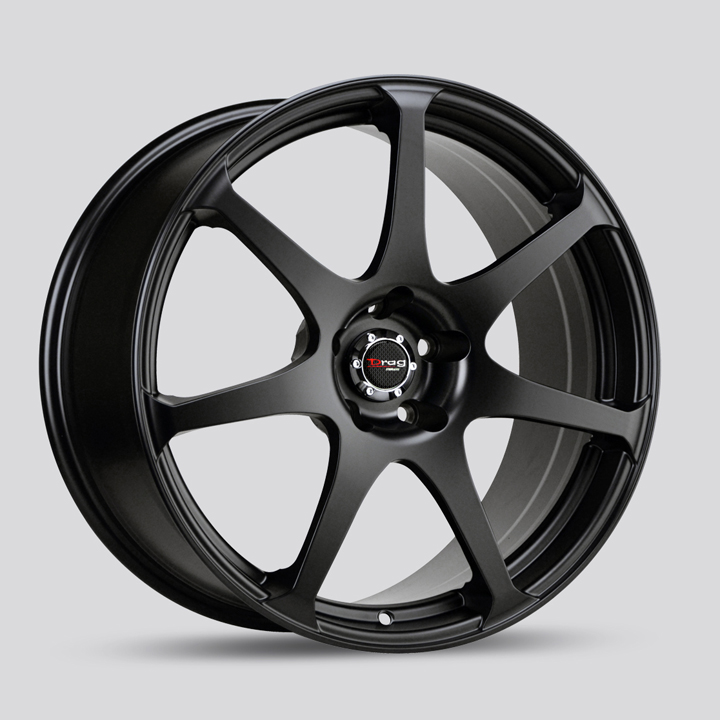 Drag DR48 Flat Black