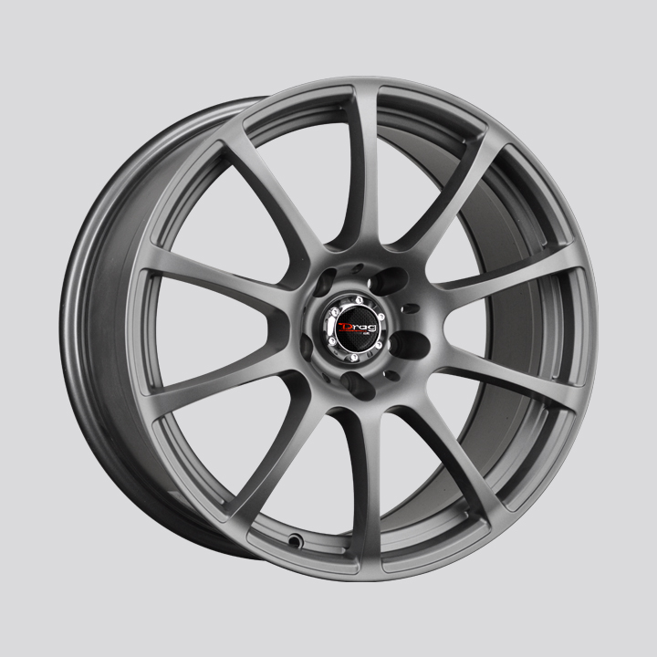 Drag DR49 Charcoal Gray