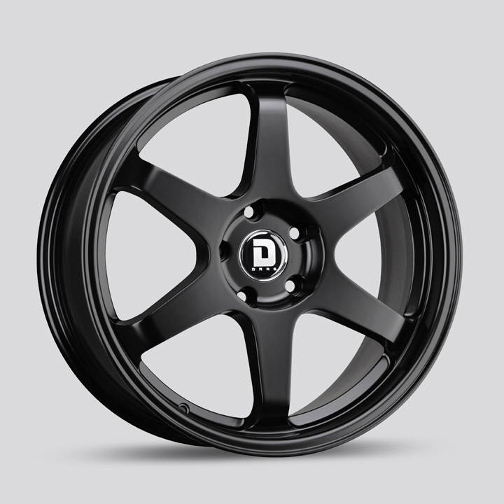 Drag DR53 Flat Black