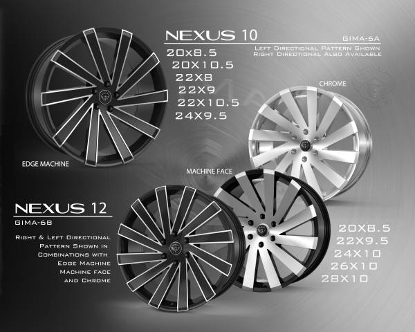 Gima Nexus Wheels