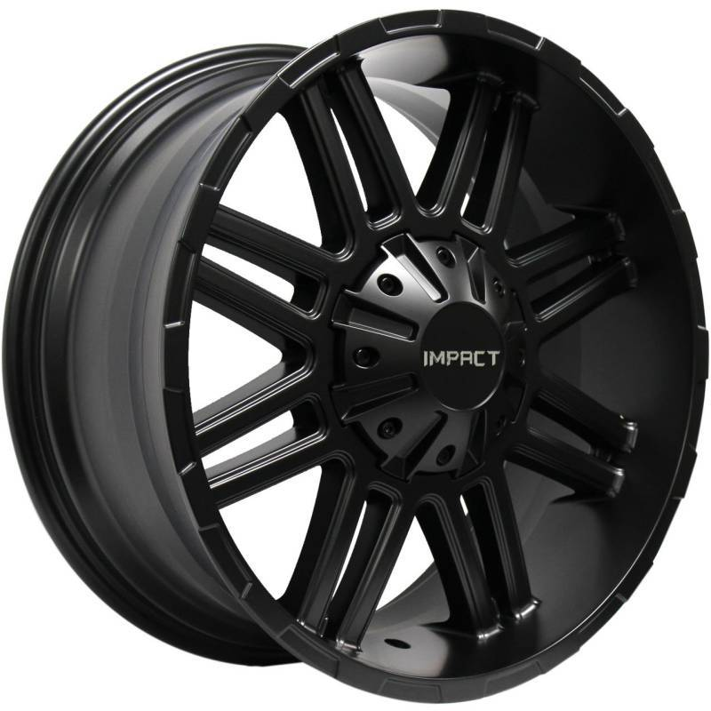 Impact Off-Road Interceptor Satin Black