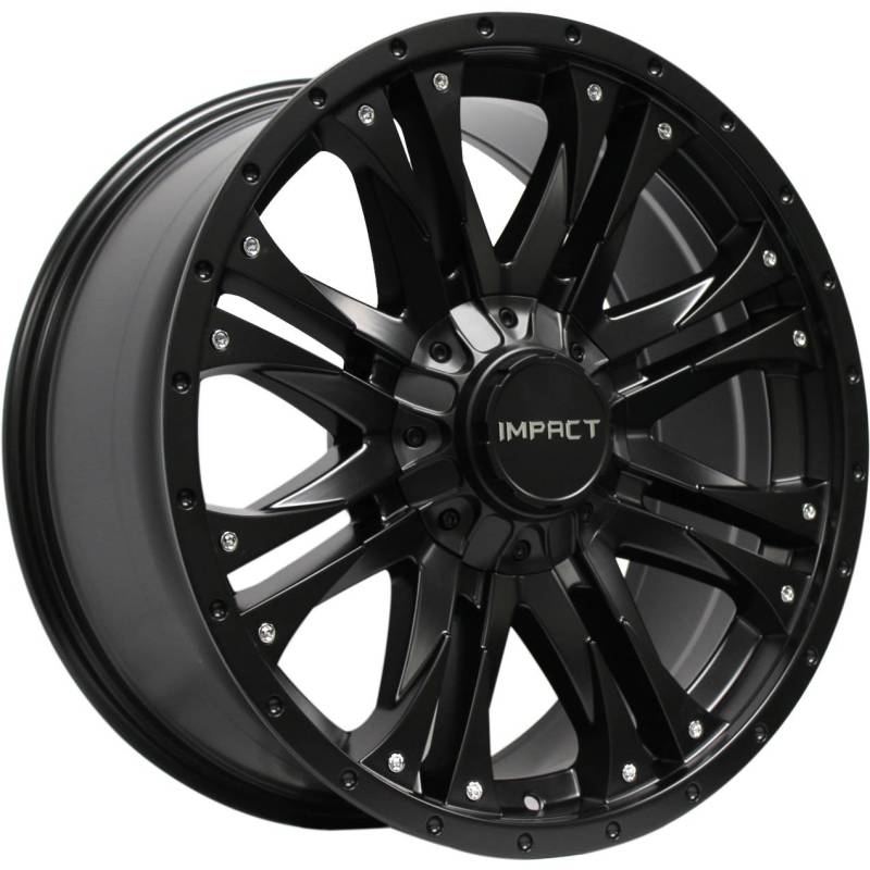 Impact Off-Road Raider Satin Black