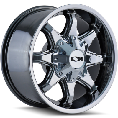 Ion Wheels 181C Chrome