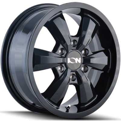 Ion Wheels 103 Satin Black