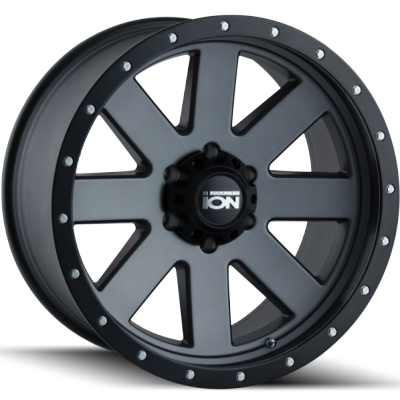 Ion Wheels 134 Gunmetal