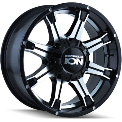 Ion Wheels 196 Machine Black