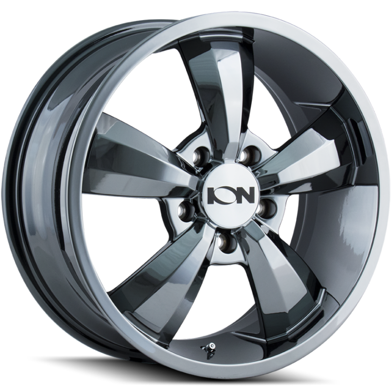 Ion Wheels 102 Chrome