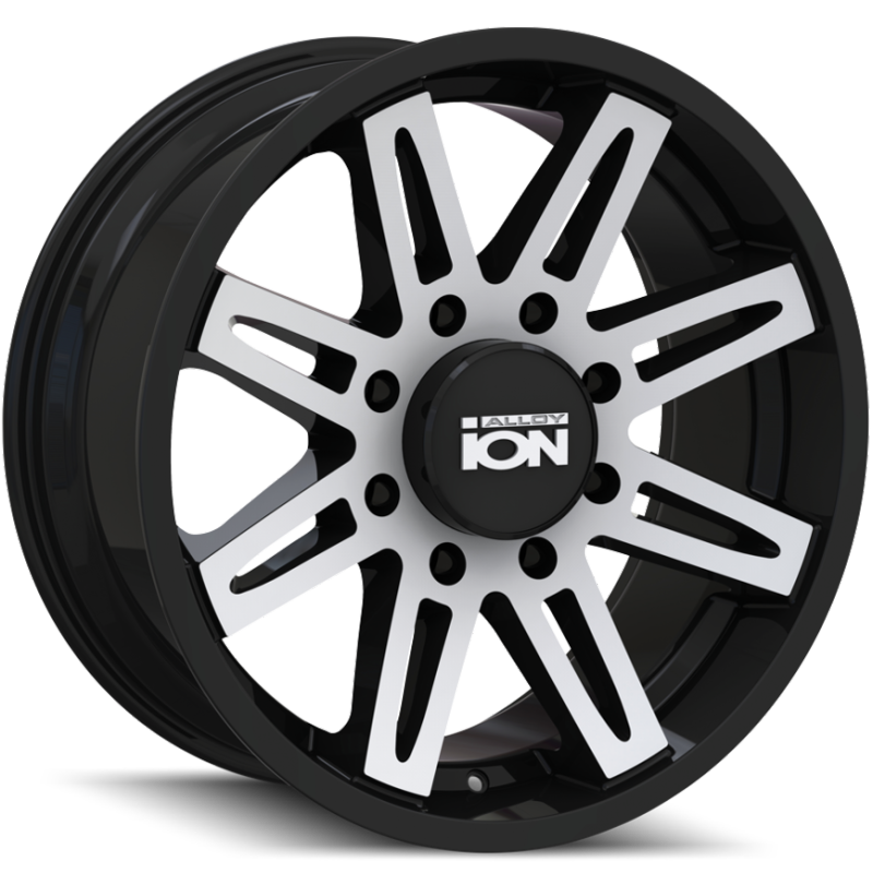 Ion Wheels 142 Machine Black