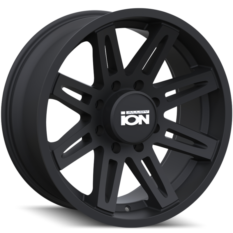 Ion Wheels 142 Matte Black