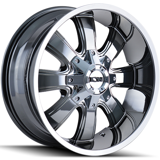 Ion Wheels 189 Chrome