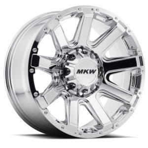 MKW M94 8-Lug Chrome