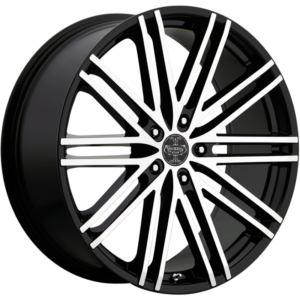 Versante 227 Black Machined