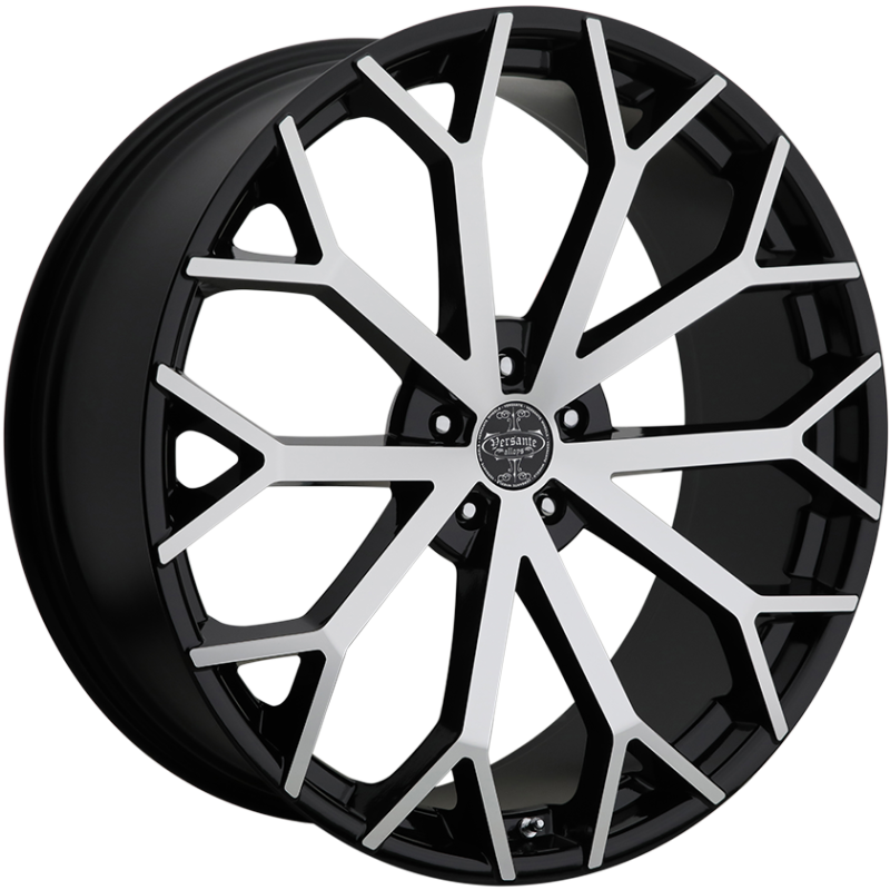 Versante 229 Black Machined
