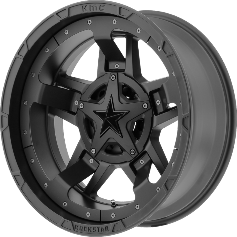XD Series Wheels XD811 Rockstar III