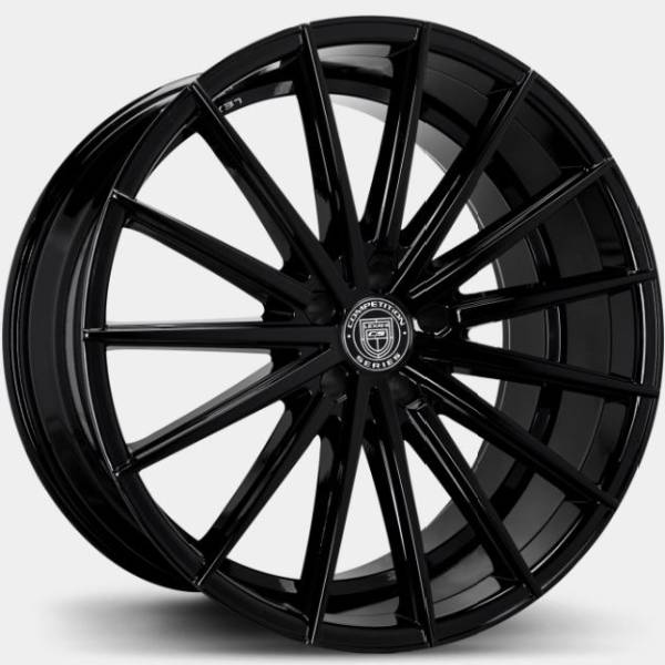 Lexani Pegasus Black Wheels