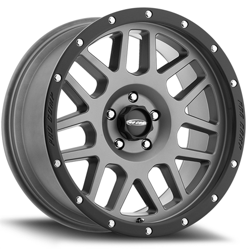 Pro Comp Series 2640 Vertigo Dark Gray