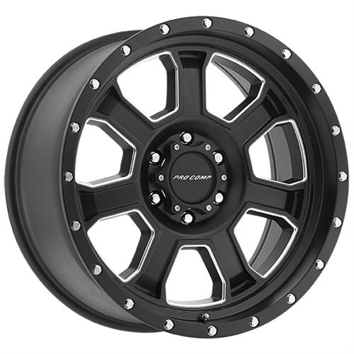 Pro Comp Series 5143 Sledge Satin Black