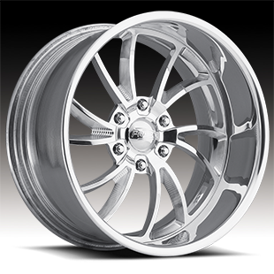 Pro Wheels Twisted SS6