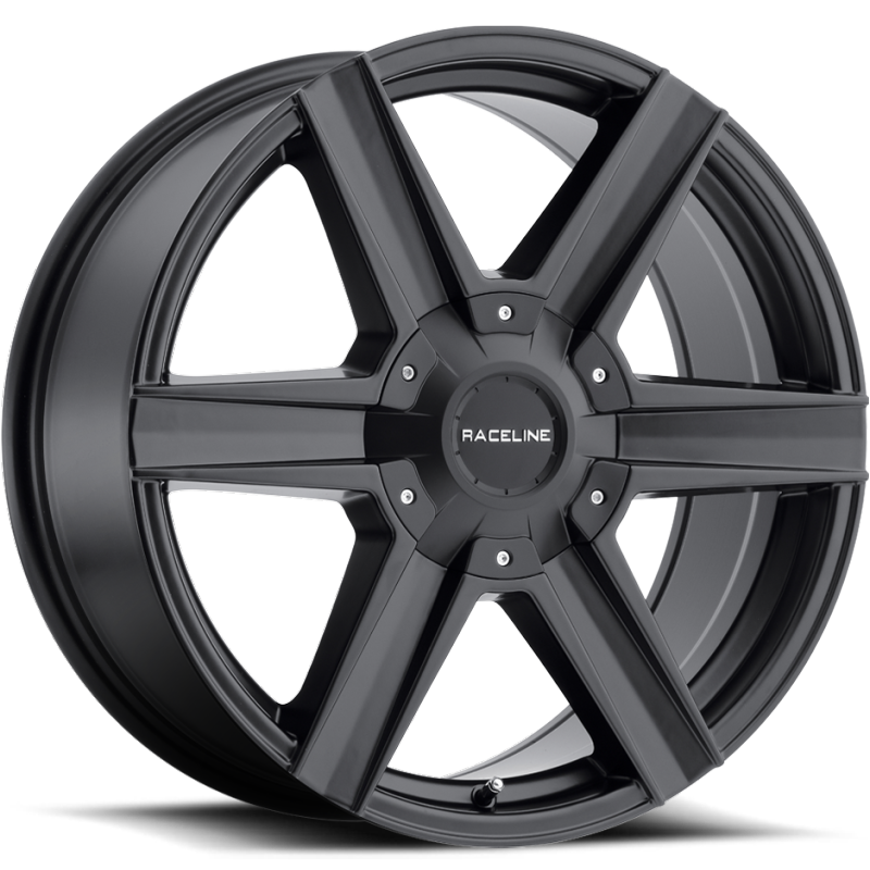 Raceline 157B Phantom Gloss Black Wheels