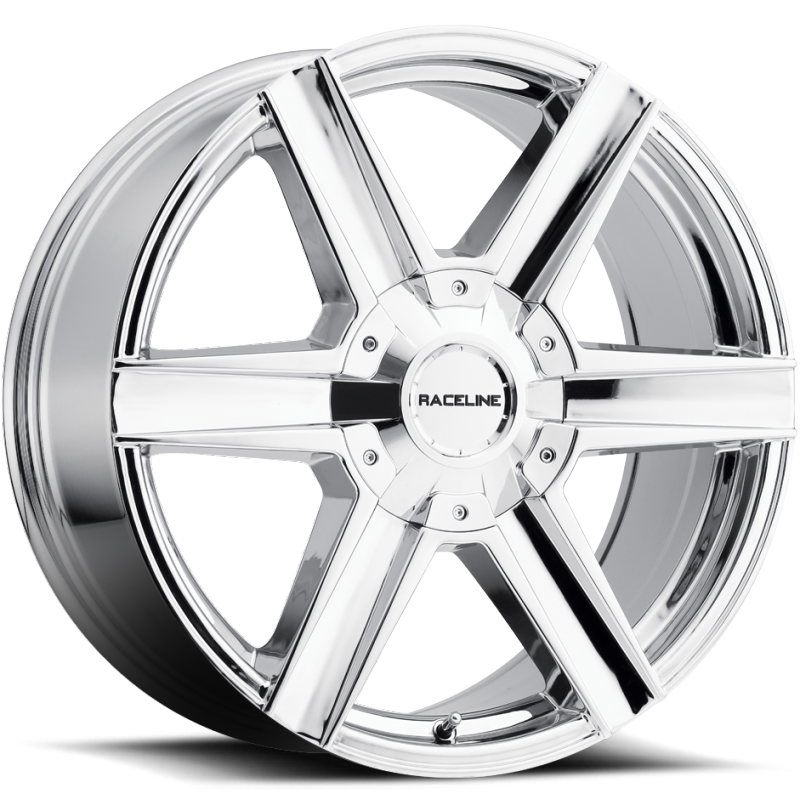 Raceline 157C Phantom Chrome Wheels