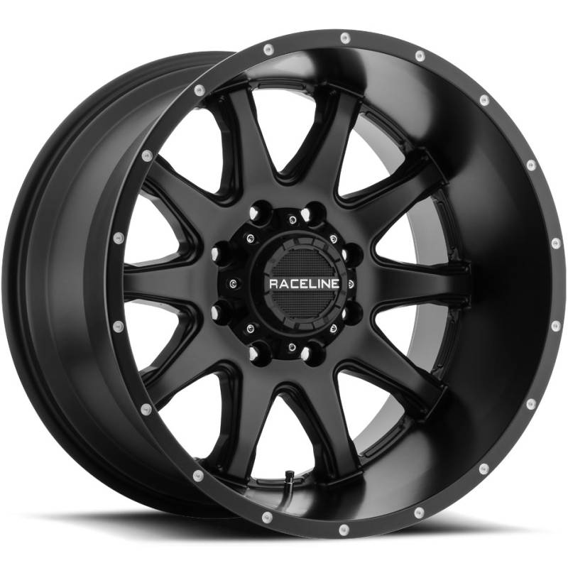 Raceline 930B Shift Satin Black