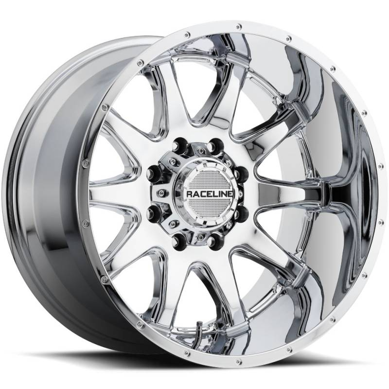 Raceline 930C Shift Chrome Wheels
