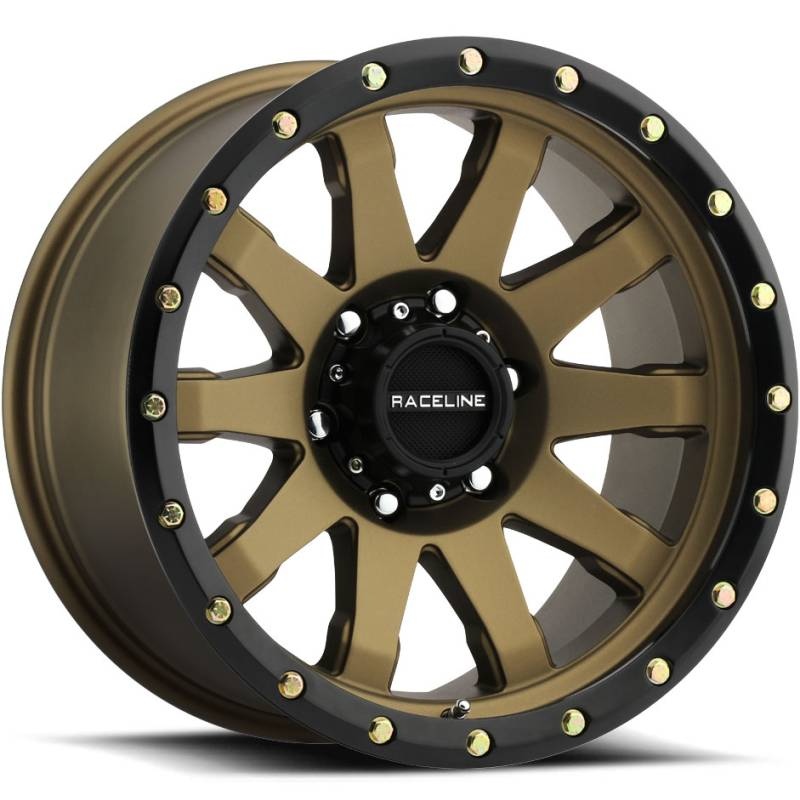 Raceline 934BZ Clutch Bronze with Black Ring