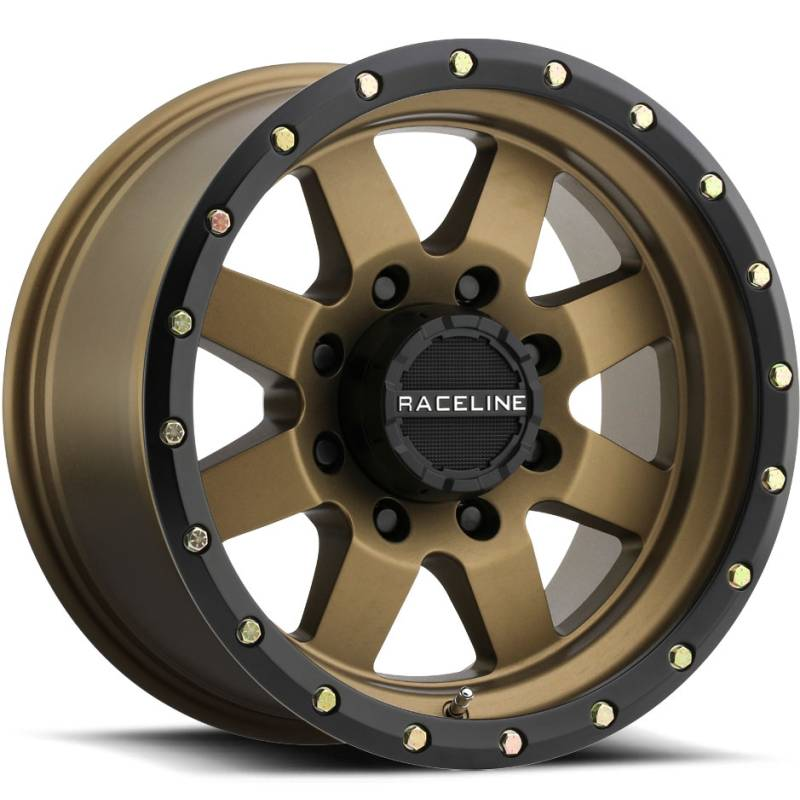 Raceline 935BZ Defender Bronze with Black Ring