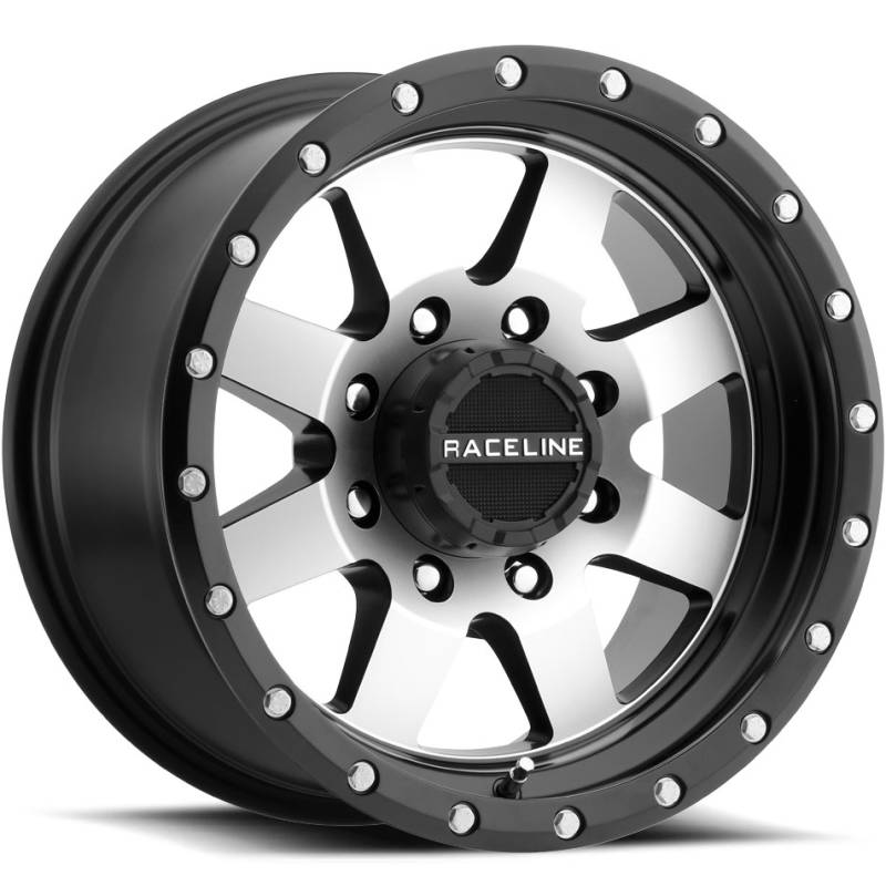 Raceline 935M Defender Machine Black
