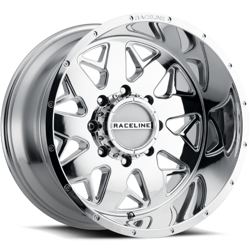Raceline 939C Disruptor Chrome Wheels