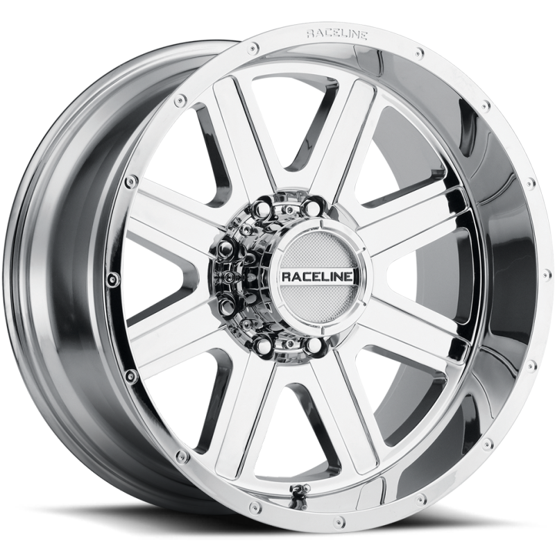 Raceline 940C Hostage Chrome Wheels