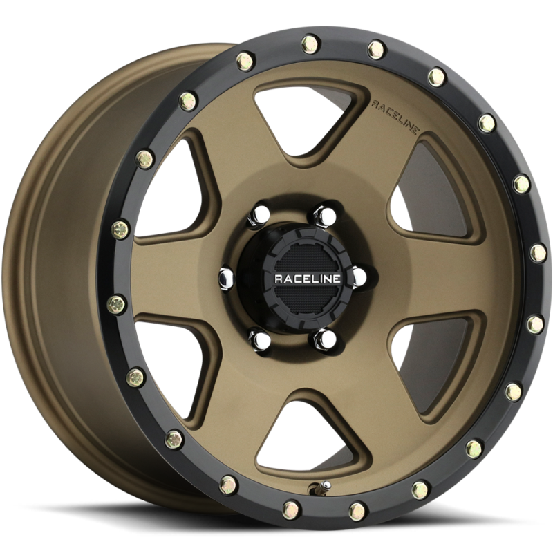 Raceline 946BZ Boost Bronze with Black Ring