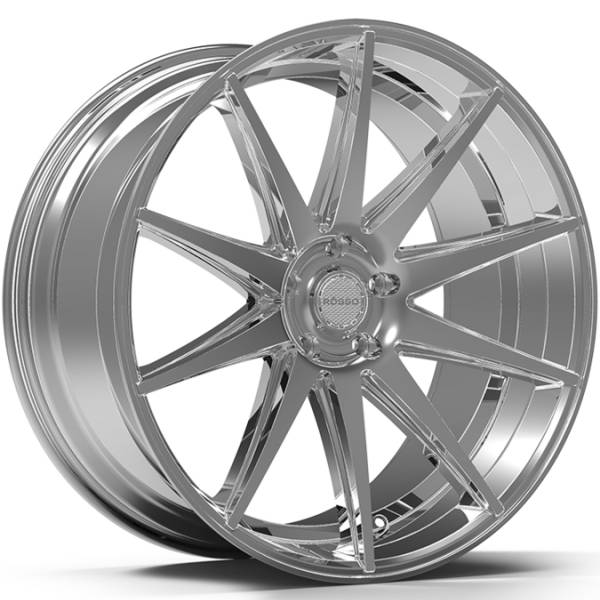 Rosso Legacy Chrome Wheels