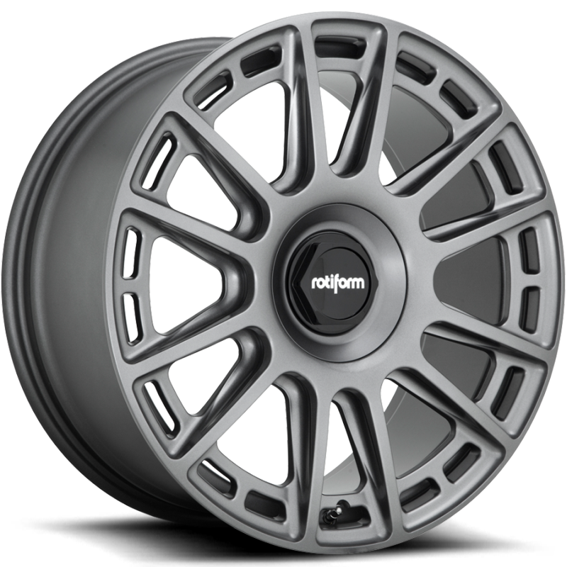 Rotiform OZR Anthracite