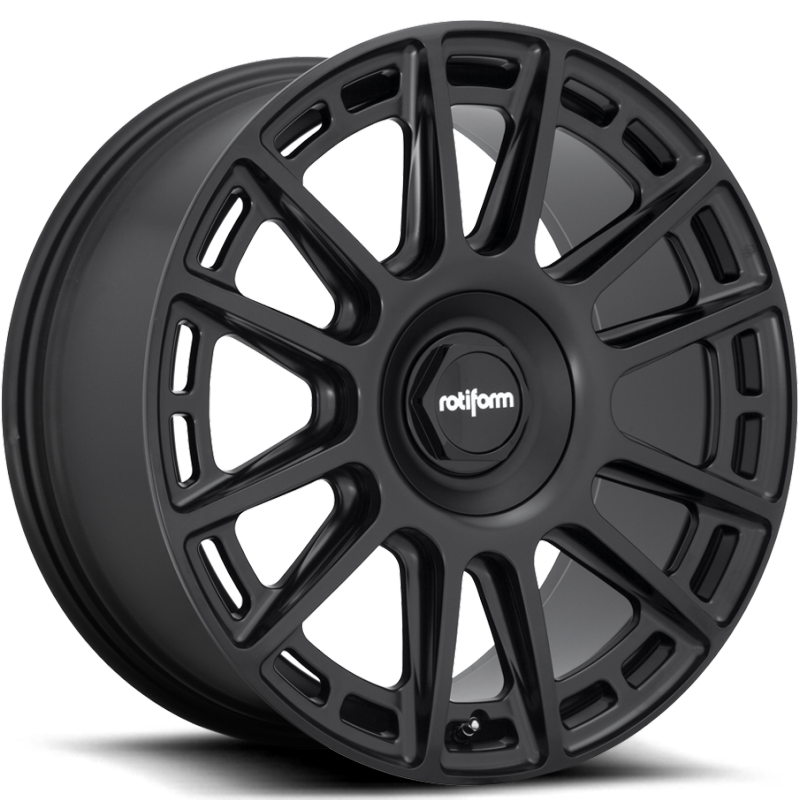Rotiform OZR Matte Black