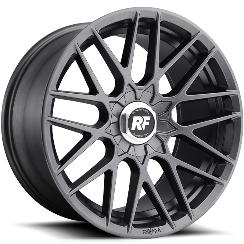 Rotiform RSE Anthracite
