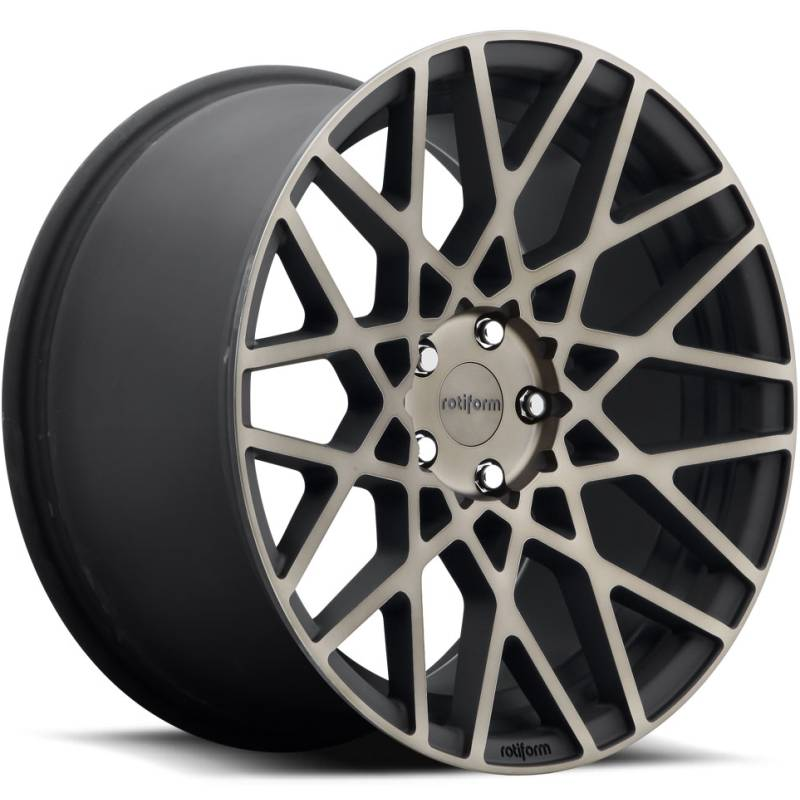 Rotiform BLQ Black DDT