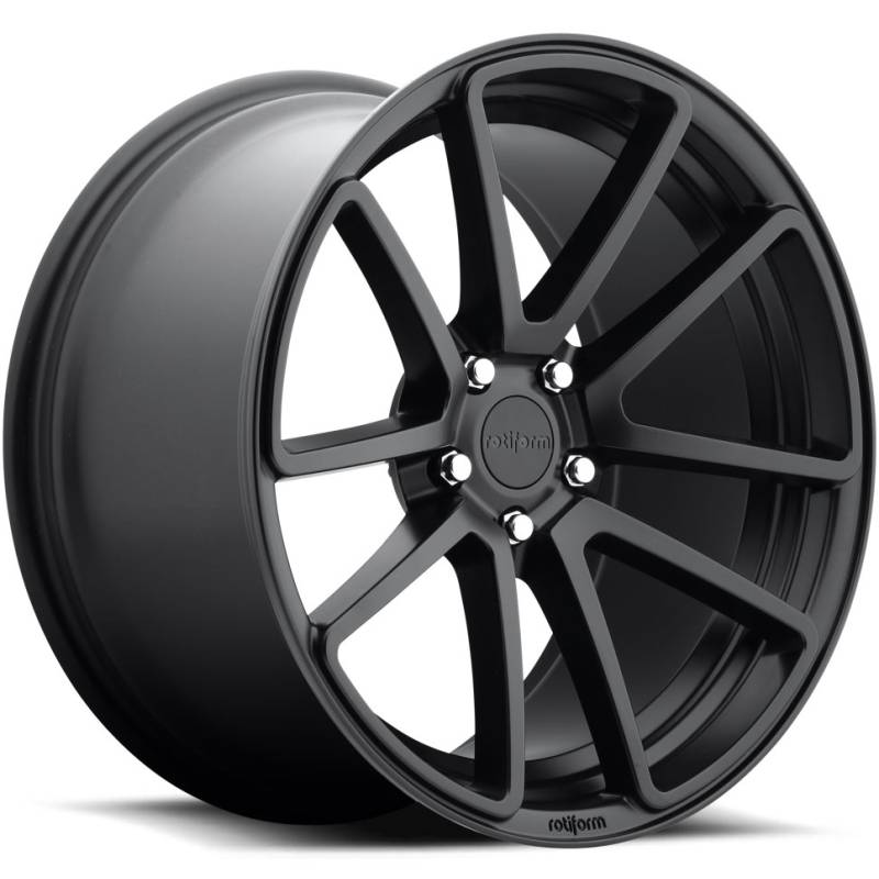 Rotiform SPF Black Wheels
