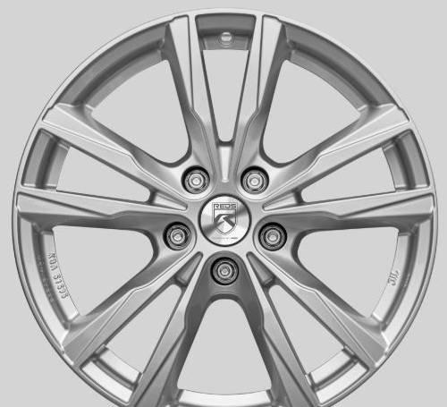 Reds Wheels K2 Glossy Silver