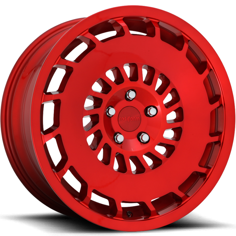 Rotiform CCV Candy Red