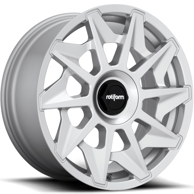 Rotiform CVT Silver Wheels
