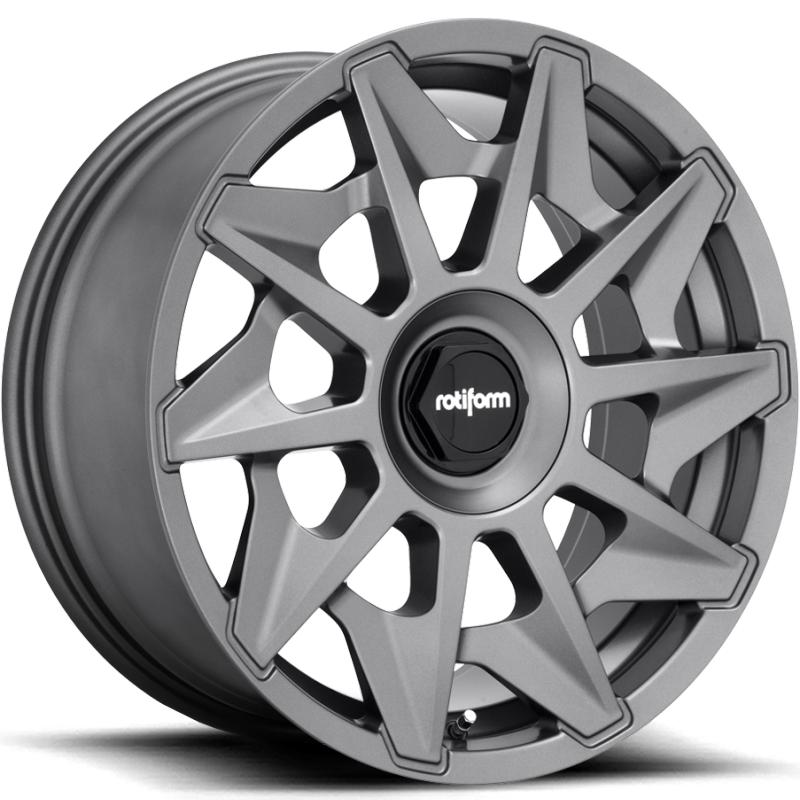 Rotiform CVT Anthracite