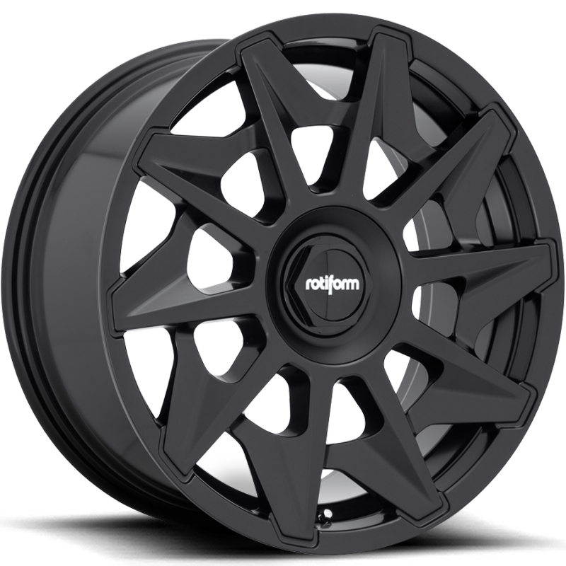 Rotiform CVT Satin Black