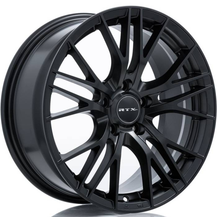 RTX Vertex Satin Black